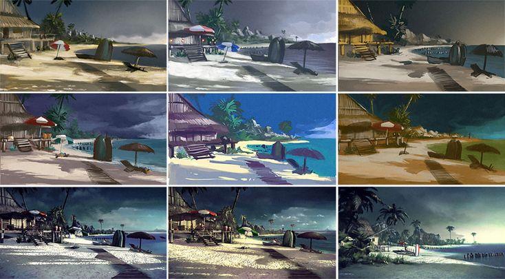 Artur Sadlos — Dead Island
