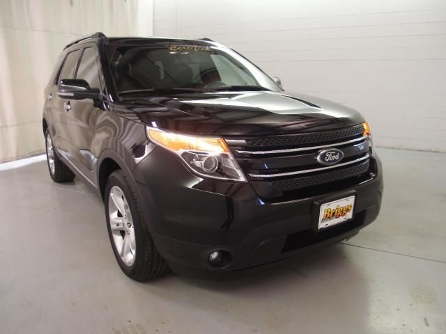 2013 #Ford Explorer Limited Edition