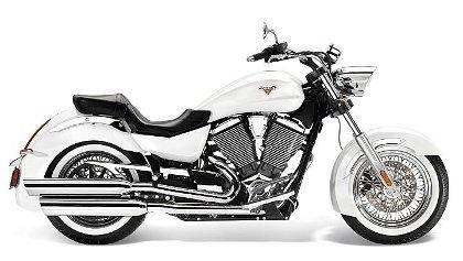 Produsen motor besar asal Amerika Serikat, Victory melahirkan spesies baru, Victory Boardwalk. Motor ini mengusung mesin besar