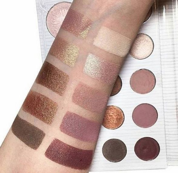 Best 25 Blush Color Palette Ideas On Pinterest: 25+ Best Ideas About Bh Cosmetics Palette On Pinterest