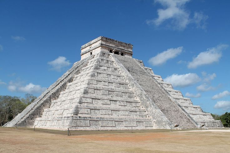 The Wonder of the World Chichen Itza is considered one of the greatest Mayan sites in Mexico.