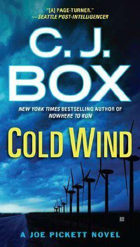 Cold Wind - - Book 11 - - Joe Pickett Series
