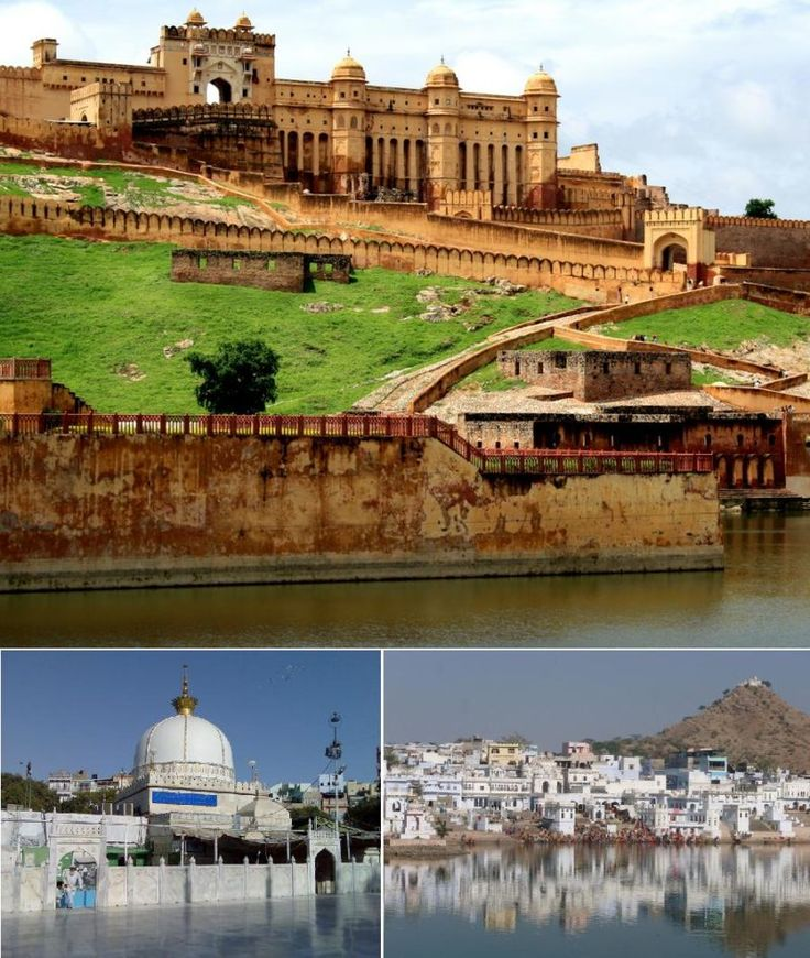 Rajasthan Tour 3n/4d - Tours From Delhi - Custom made Private Guided Tours in India - http://toursfromdelhi.com/rajasthan-tour-package-3n4d-delhi-jaipur-ajmer/