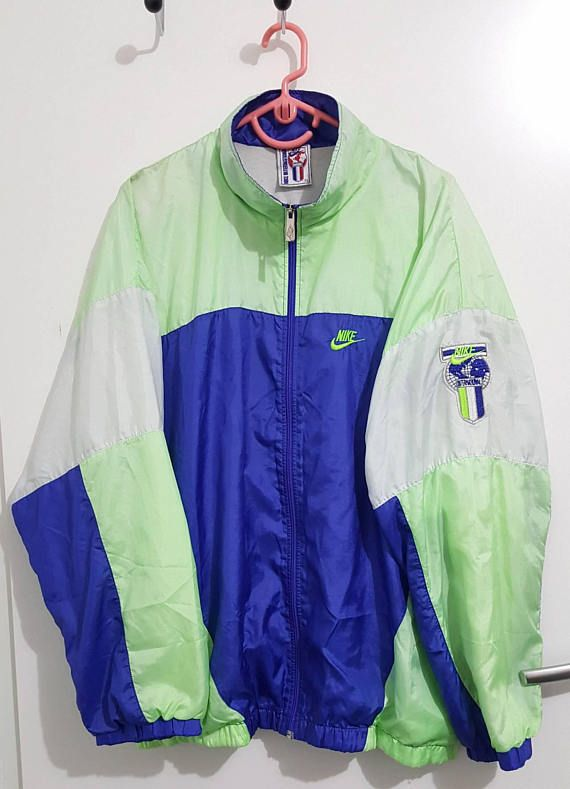 International Nike jacket