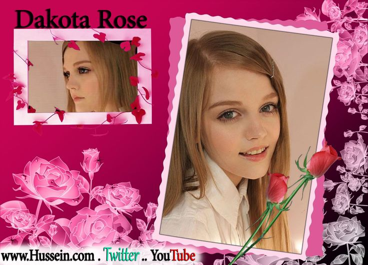 dakota rose 2016