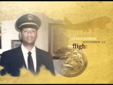 LeRoy Wilton Homer, Jr. (August 27, 1965 – September 11, 2001) was the First Officer of United Airlines Flight 93, which was hijacked as part of the September 11 attacks in 2001, and crashed into a field near Shanksville, Pennsylvania, killing all 33 passengers and seven crew members.