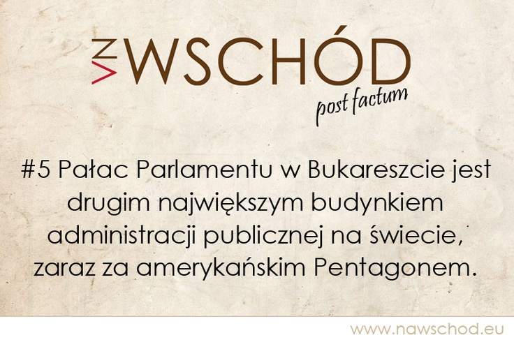 Pałac Parlamentu - Bukareszt