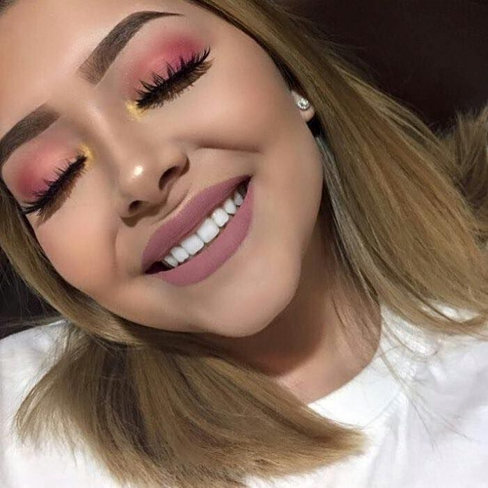 Kiss And Make Up: Best 25+ Pink Eyeshadow Ideas On Pinterest