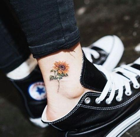 Cada flor tiene su razón de ser.