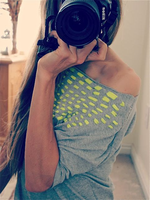 DIT weave shirt