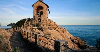 Sempre bella #cappelletta #Alassio #Liguria