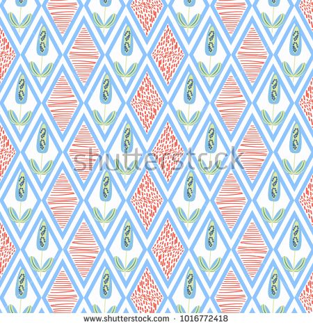 Floral background , vector image