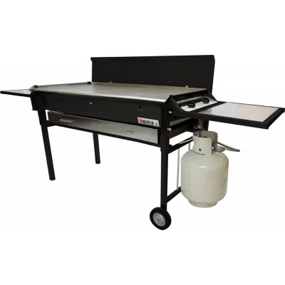 Heatlie HM1150PCPB Powder Coated Black BBQ Package - http://www.appliancesalesdirect.com.au/shop-by/bbq/heatlie-hm1150pcpb-powder-coated-black-bbq-package-152