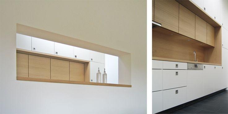 Durchreiche Zum Esszimmer   Küche | Küche | Pinterest | Esszimmer, Küche  Und Kaminfeuer