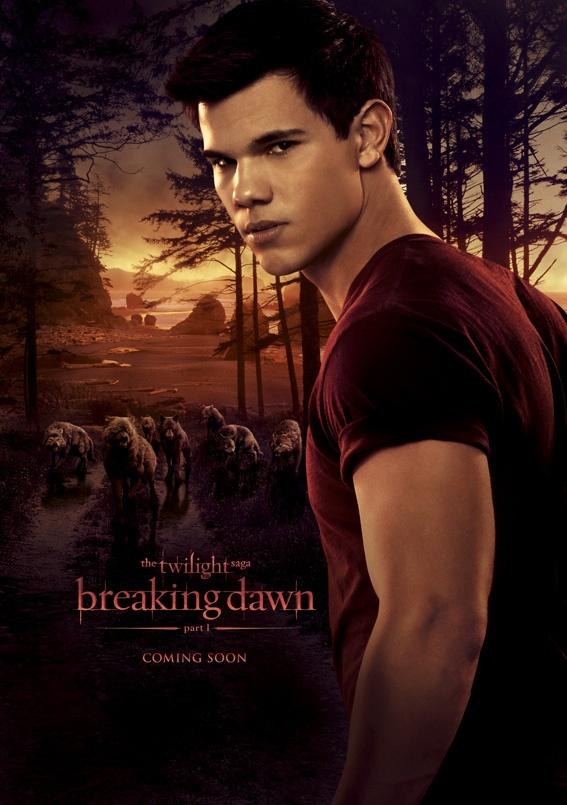Poster - Jacob - The Twilight Saga: Breaking Dawn - Part 1