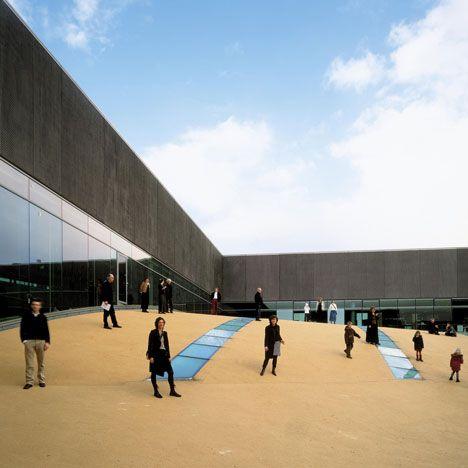 Coda Shelter for Culture (museum) Apeldoorn (2004-11)