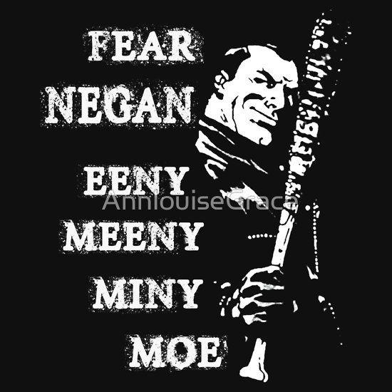 FEAR EENY MEENY MINY MOE