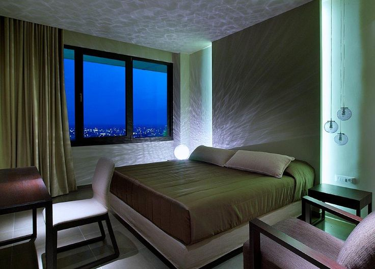Ananti City Resort designates 18 rooms in total, 3 of which are suites, offering stunning views. http://www.tresorhotels.com/en/hotels/25/ananti-city-resort