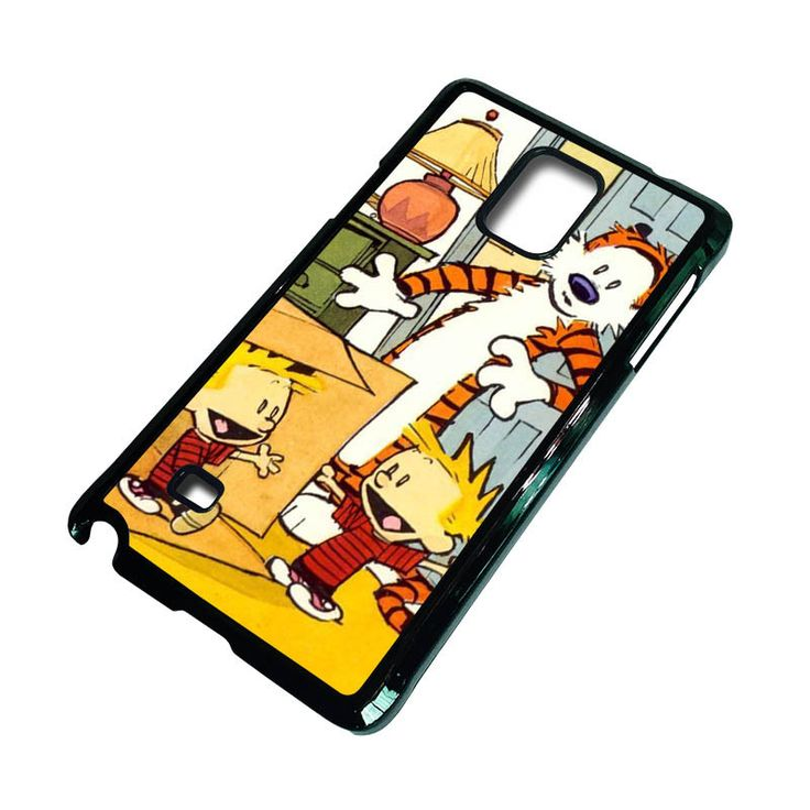CALVIN AND HOBBES DUPLICATOR Samsung Galaxy Note 4 Case – favocase