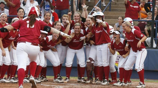 Oklahoma Softball Transcends Greatness En Route To National Title