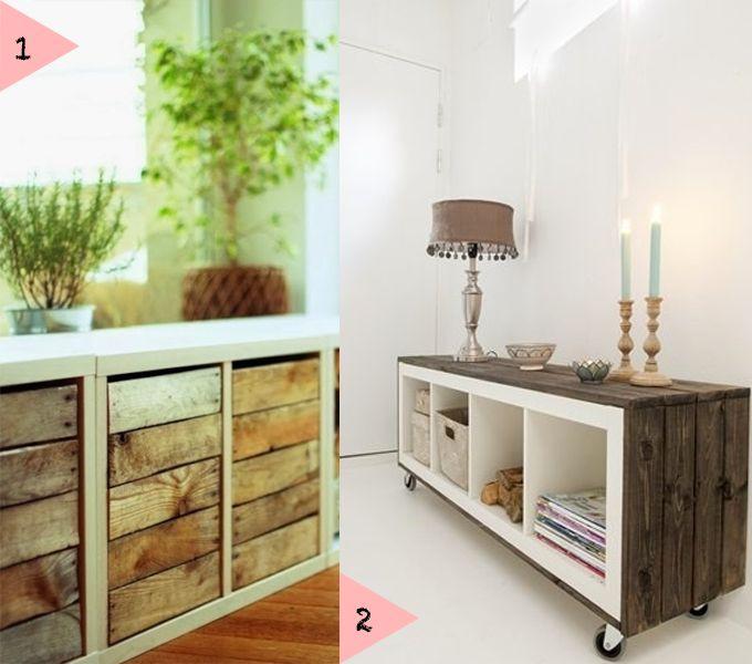 163 besten kallax expedit bilder auf pinterest wohnen einrichtung und furniture. Black Bedroom Furniture Sets. Home Design Ideas