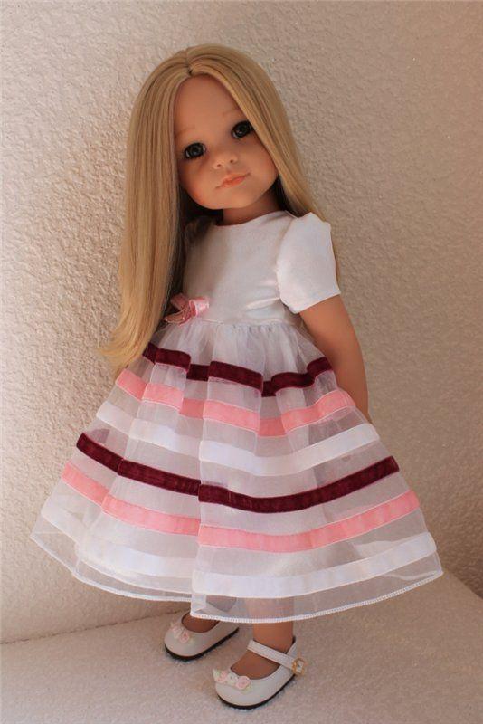 На кого похожи наши куклы? Нежная Арина и яркая Мира Gotz - такие разные, но такие красивые / Куклы Gotz - коллекционные и игровые Готц / Бэйбики. Куклы фото. Одежда для кукол
