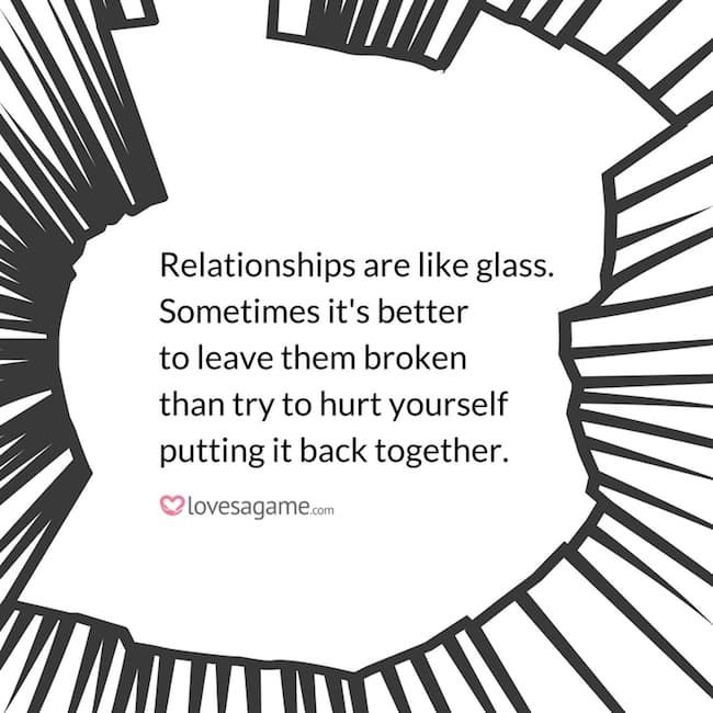 Best 25+ Breaking Up Quotes Ideas On Pinterest