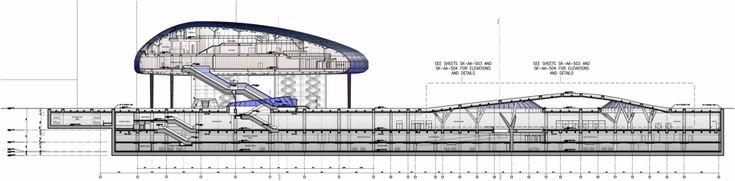 Galeria de Terminal de Xangai / Frank Repas Architecture - 5