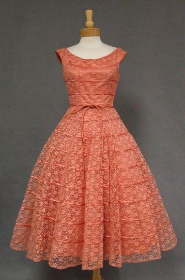 Party Dress 1950