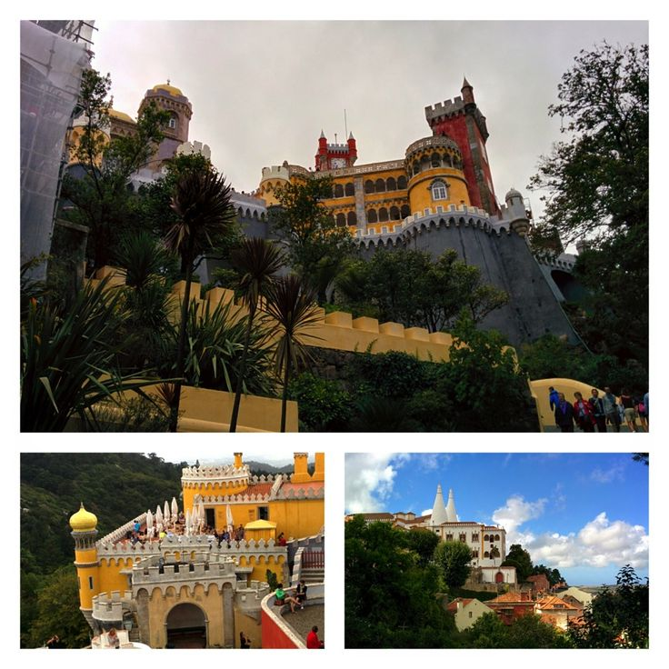Sintra - Palace and Castle