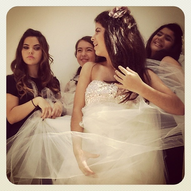 Quinceañeras Bloody Chic :) - @caritofigueroa- #webstagram