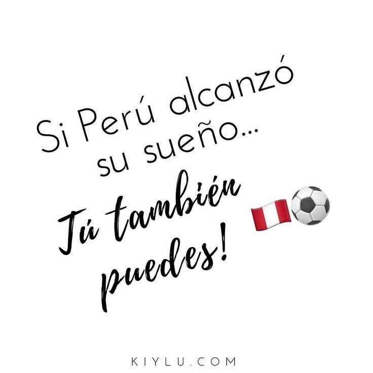 Nuestro país después de 36 años logró clasificar al mundial!  . . . #blogger #perú #mundial2018 #clasificatorias #repechaje #futbol #football #motivation #motivacion #サッカー #fussball #weltmeisterschaft #ワールドカップ #plannerlove