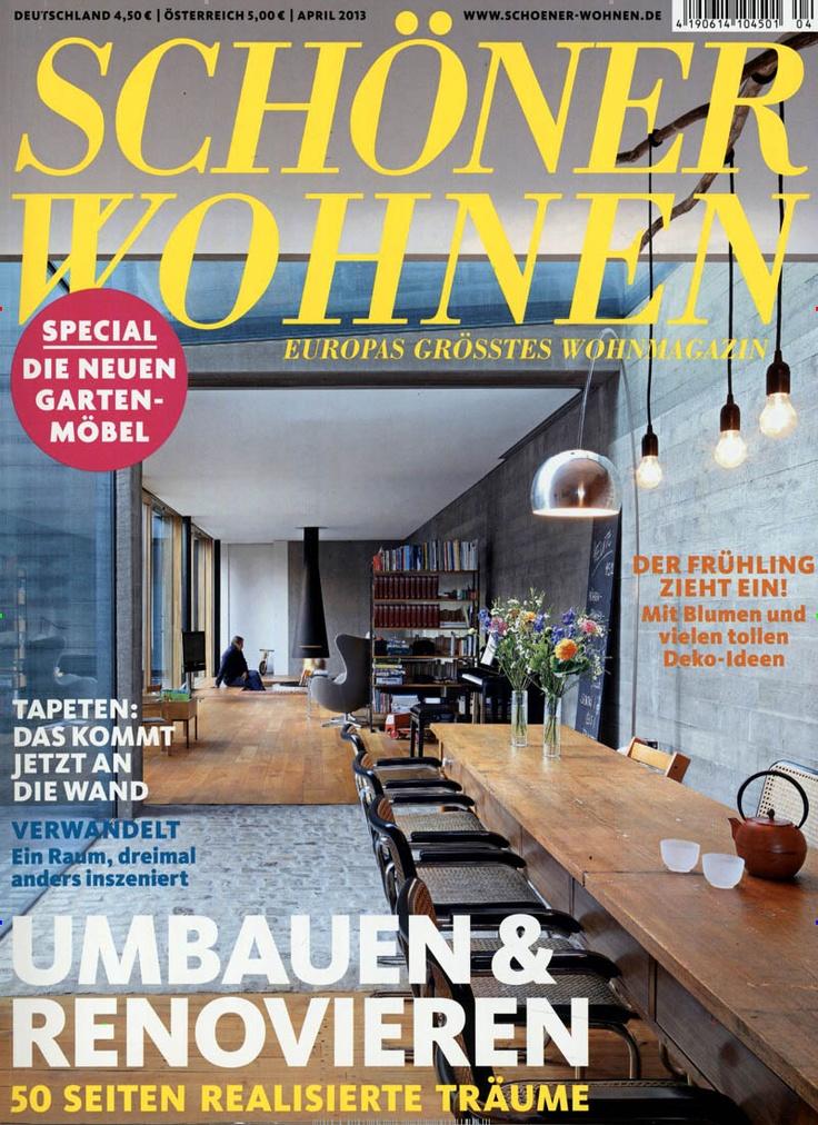 Schöner Wohnen Magazin 20 besten cover schöner wohnen bilder auf kombination