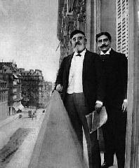 MARCEL PROUST AND PAUL SOLLIER:  THE INVOLUNTARY MEMORY CONNECTION (http://baillement.com/lettres/sollier_english.html)