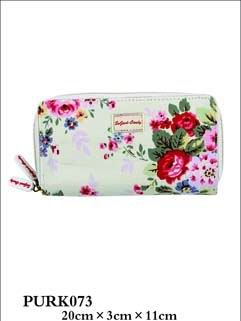 cool Oilcloth purse