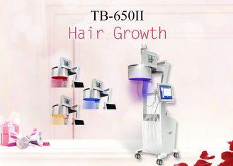 Diode Laser Hair Growth Machine Yellow Red Blue Three Wavelength Touch Screen Machine