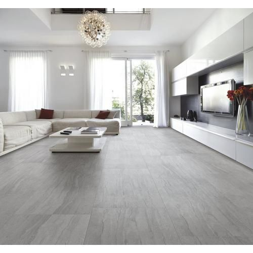 I Travertini Grigo Porcelain Tile Floor Decor Modern Living Room Light Wood Floors Wood Effect Tiles