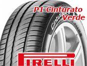 #PIRELLI #téligumi, #nyárigumi és márka  #PIRELLI P1 Cinturato Verde  A Pirelli P1 Cinturato Verde egy energia-hatékony és környezetbarát #nyárigumi. A városi kisautók, kompaktok, egyterűek és alsó közép kategóriás autók számára ajánlott gumiabroncs használatával sok üzemanyag takarítható meg, aminek rendkívül pozitív környezeti hatása, hogy csökken a levegőbe kerülő CO2 mennyisége. A 'Green Performace' sorozatában gyártott abroncs az olasz cég törekvése a tisztább környezet érdekében.