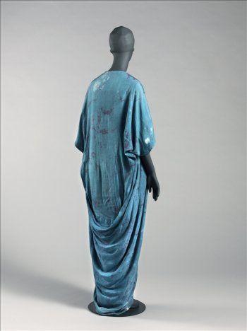 Paul Poiret, Evening Coat, 1912-1914, Palais Galliera, Paris