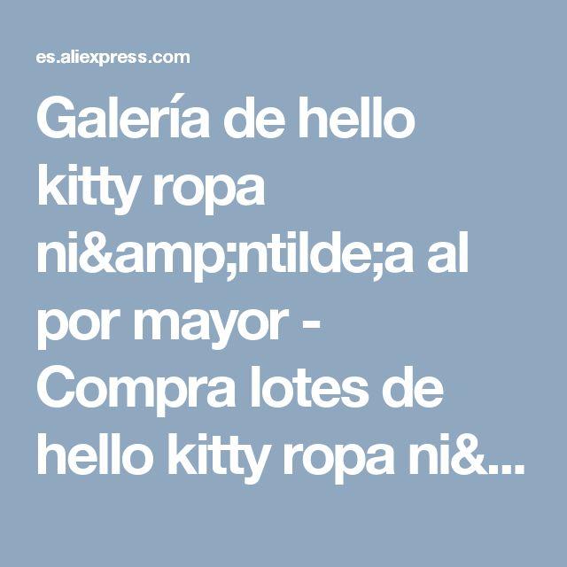 Galería de hello kitty ropa niña al por mayor - Compra lotes de hello kitty ropa niña a bajo precio en AliExpress.com - Pág hello kitty ropa niña