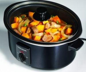 Slow cooking - a - z recipes