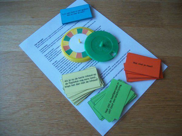 Het Leesspel van Chambers en Walta. Downloads gratis via www.dyadon.nl