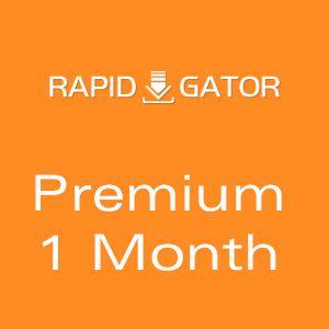 Rapidgator Premium 1 Month http://247premiumcart.com/?product=rapidgator-premium-1-month