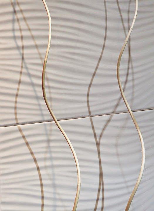 Seinälaatta Dolce River valkoinen 20 x 50 cm. Walltile Dolce River white 20 x 50 cm. www.k-rauta.fi
