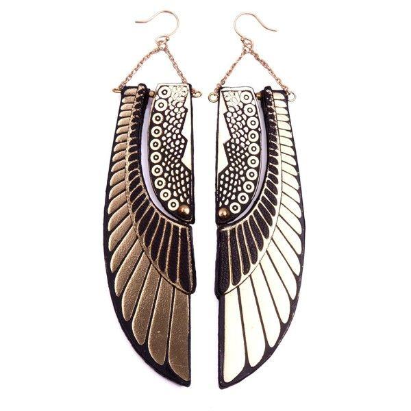 Scarab Earrings http://www.howkapow.com/scarab-earrings