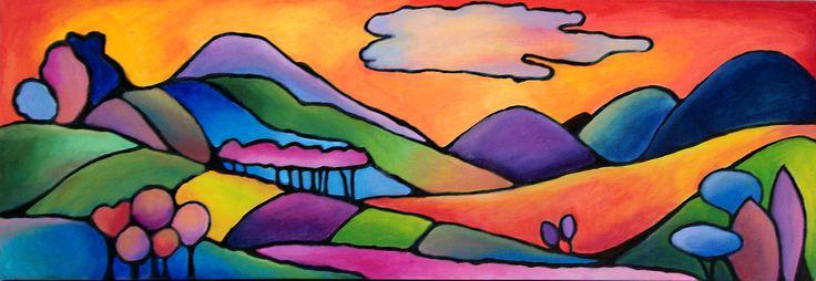 Over the Hills: Liz Nicklus