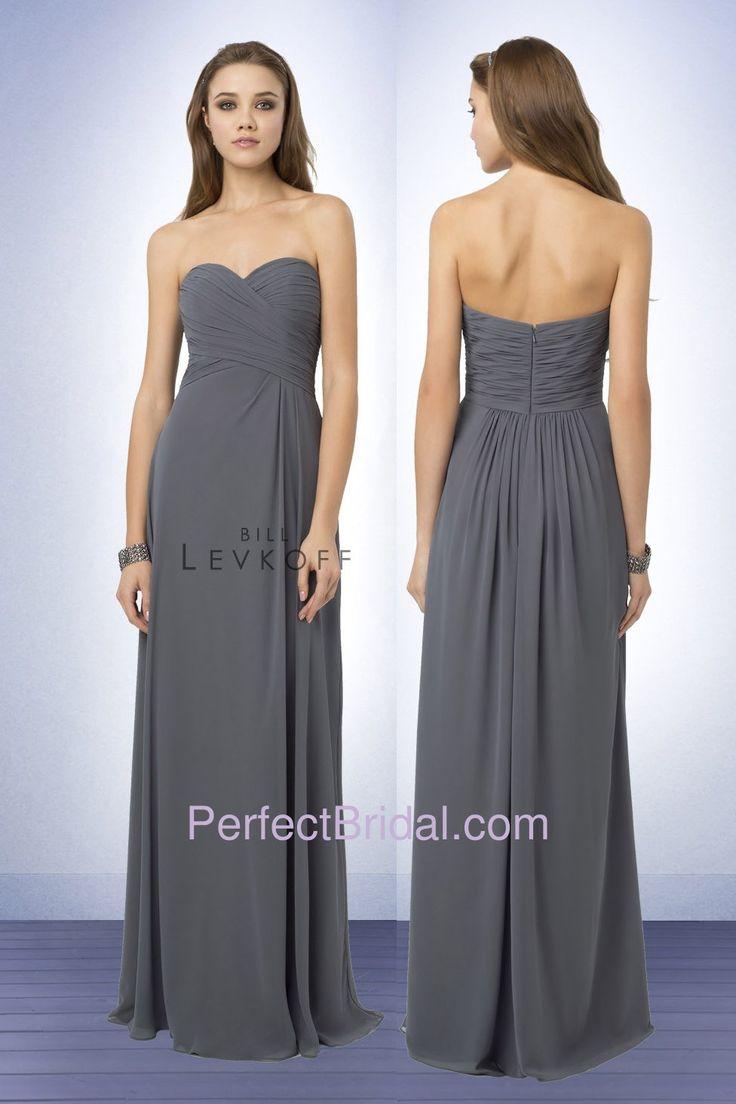 Bill Levkoff Bridesmaid Dresses - Style 776 | A PerfectBridal Company