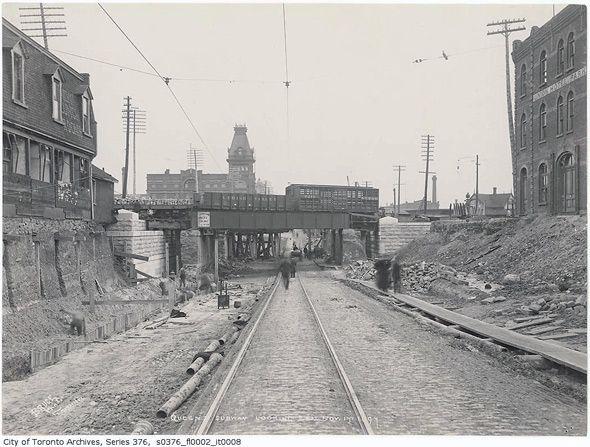 Parkdale Circa 1897