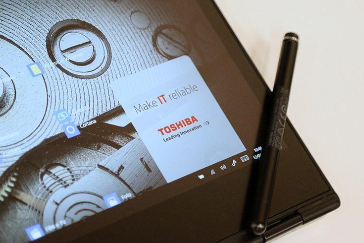Nasce Toshiba Client Solutions, il B2B e l'eccellenza mobile - Massimo Arioli, Head B2B Sales & Marketing di Toshiba, mette a fuoco i risultati raggiunti dopo il lungo periodo di riorganizzazione aziendale e presenta nuovi device.