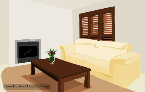 How to Dress Up Plantation Shutters